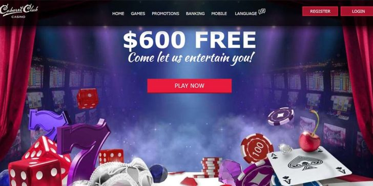 review about cabaret club casino