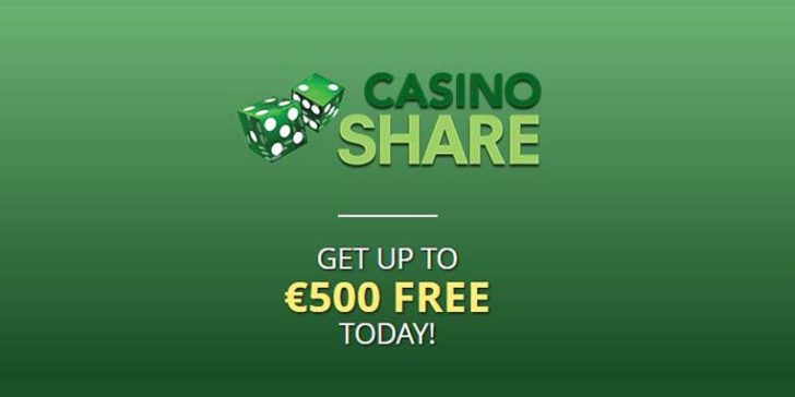 review about casino share