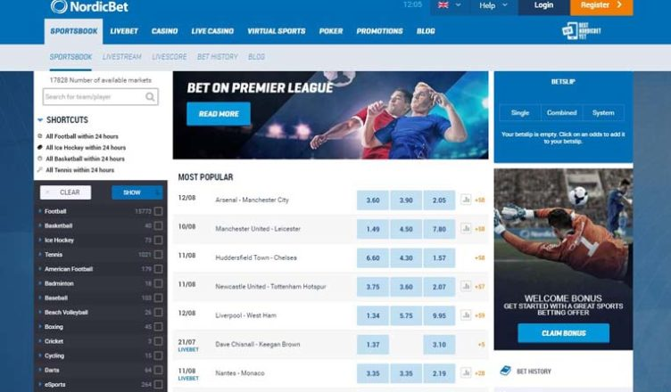 about nordicbet