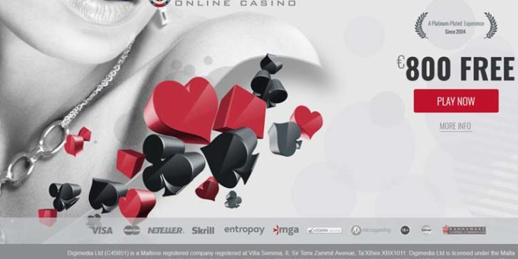 about platinum play mobile casino
