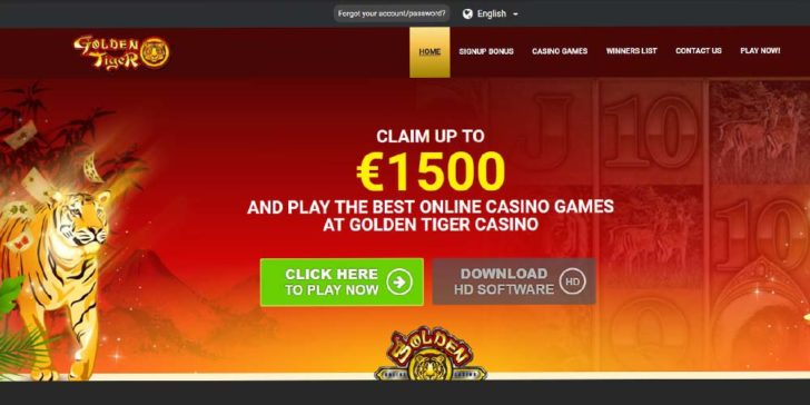 review about golden tiger casino