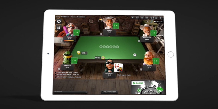 Review about Unibet Poker