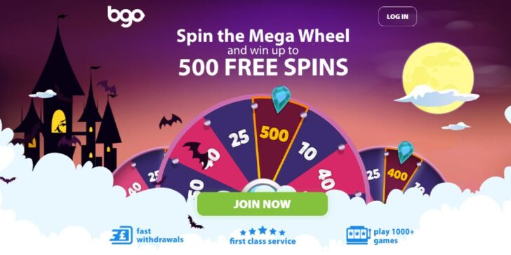 read the latest review about bgo Casino by GamingZion gambling experts