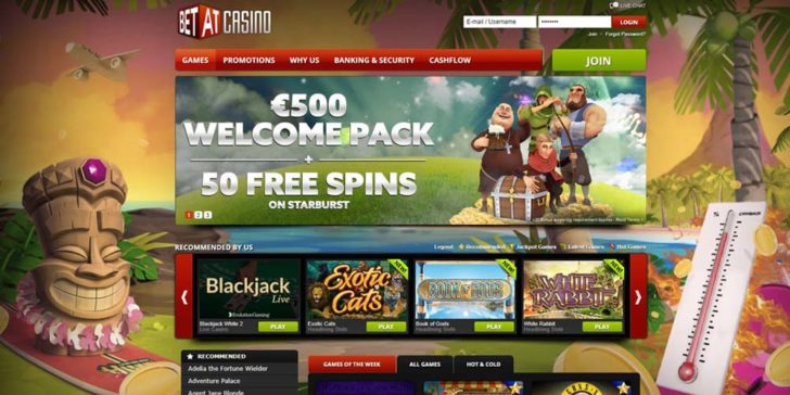 review about betat casino