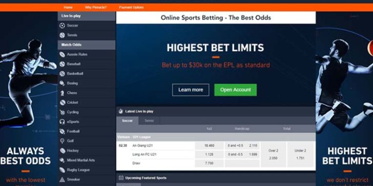 Pinnacle sports betting australia immigration sprat and winkle line history betting