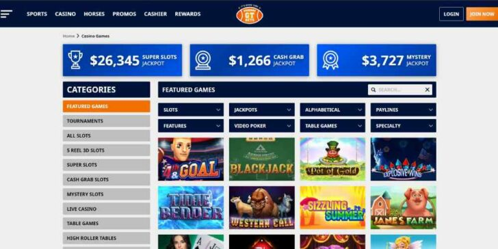 review about gtbets casino