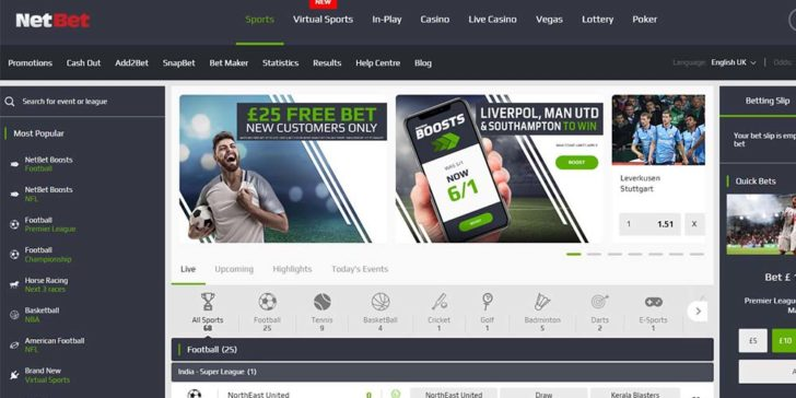 review about netbet sportsbook
