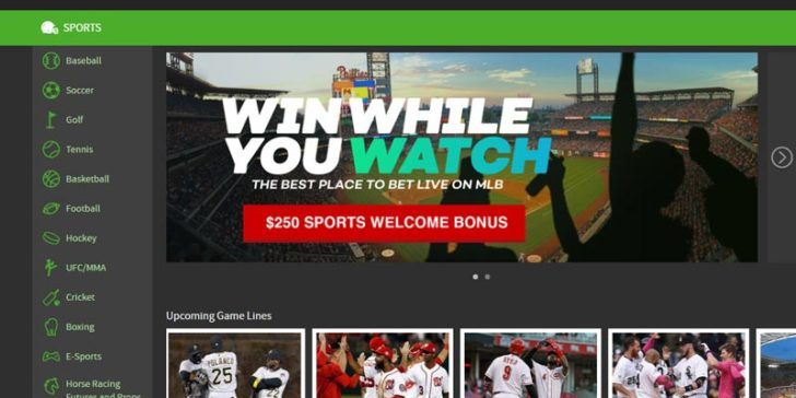 Review about Bovada Sportsbook