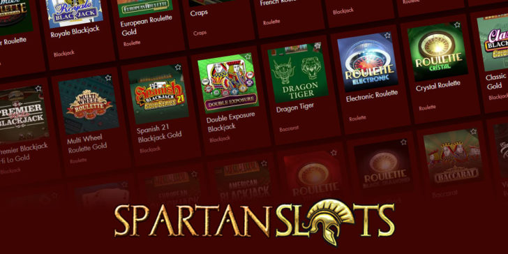 Review about Spartan Slots Casino