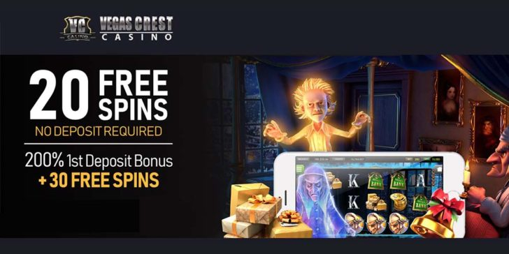 review about vegas crest casino