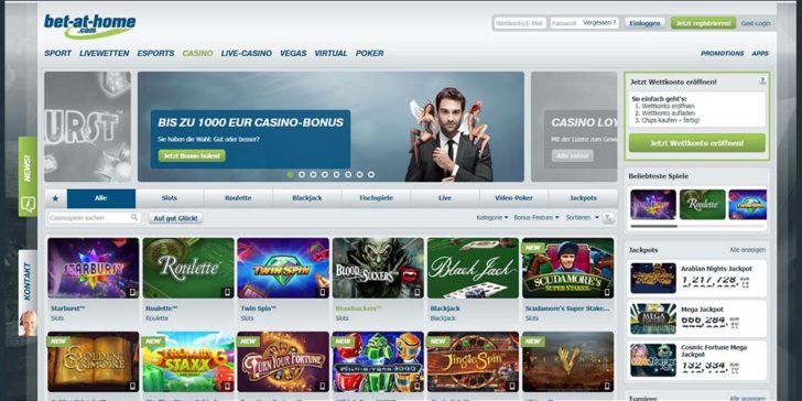 review about bet-at-home casino
