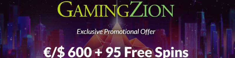 About GamingZion's exclusive Omni Slots Casino Welcome Bonus Package Worth €600