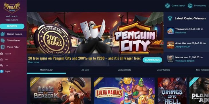 review about vegas casino