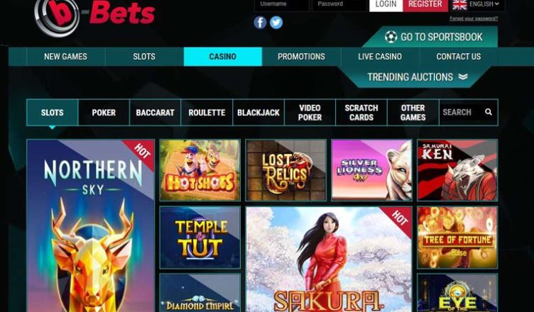 review about b-bets casino