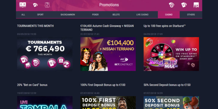 About Vbet Casino Games Apps Bonuses Promotions And More Gamingzion