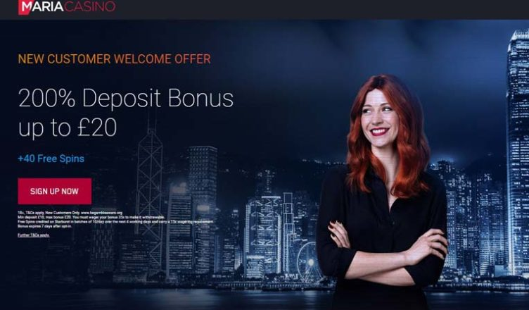review about maria casino