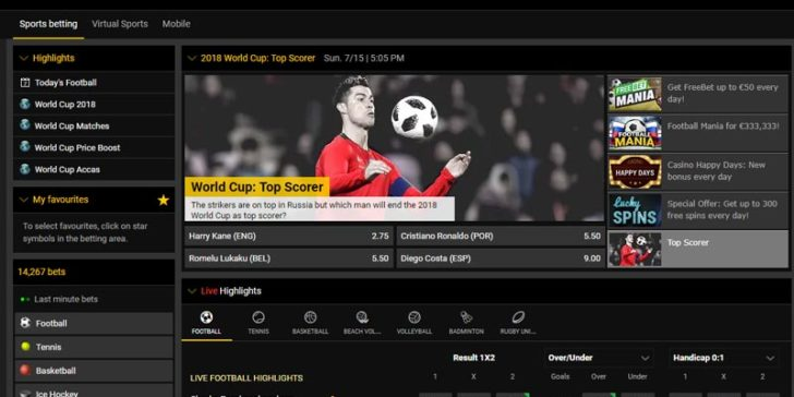 Bwin betting newsletters horse racing betting pundits definition