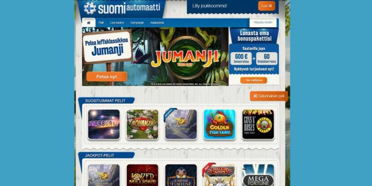 review about suomiautomaatti casino