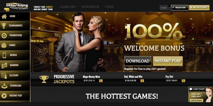 review about intertops casino