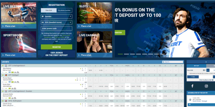 Review about 1xBET Sportsbook - GamingZion