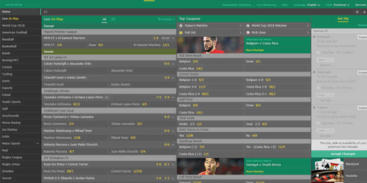 About bet365 Sportsbook: All You Need to Know Before Wagering | GamingZion
