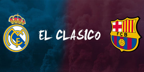 Place your Bet on the First El Classico Match this Season with Bet365!