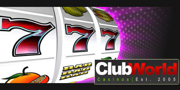 Club World Casino exclusive US casino coupon code promo