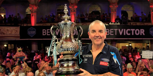 BetVictor Extends UK Sponsorship Deal with PDC World Matchplay