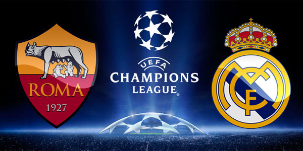 Roma v Real Madrid Odds & Champions League Soccer Tips online betting odds Gent Wolfsburg