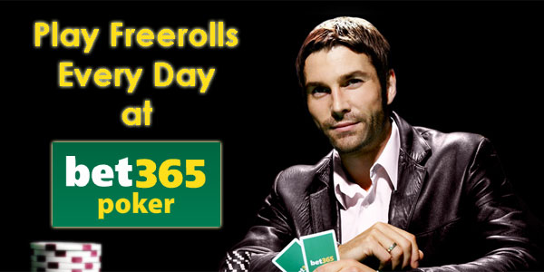 Participate in Daily Poker Tournament Thanks to This Bet365 Poker Bonus