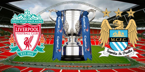 League Cup Final Betting Odds and Tips Liverpool v Manchester City odds