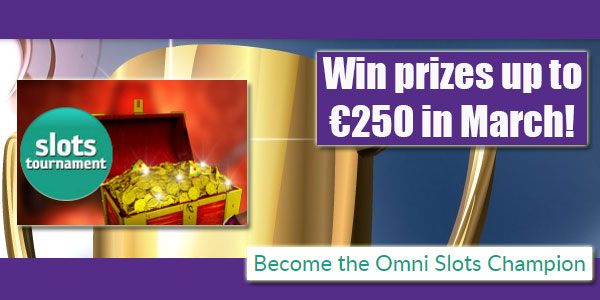 Enjoy the Weekly Online Casino Tournaments at Omni Slots