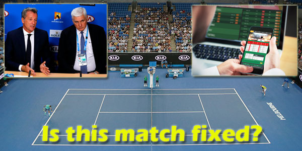 Corruption In Sport & Parliament But Tennis Bets On An IRP betting scandal online betting operators