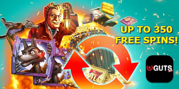 GUTS Casino Daily Free Spins promo