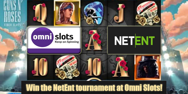 Omni Slots NetEnt Tournament