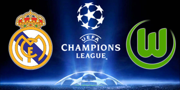 Real Madrid v Wolfsburg Odds & Betting Tips - Champions League betting preview best odds best bets