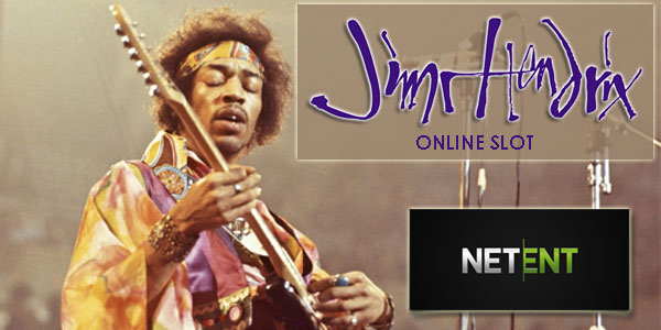 Win a Rock Star Holiday with the Newest Jimi Hendrix Slot at Maria Casino until May 1!