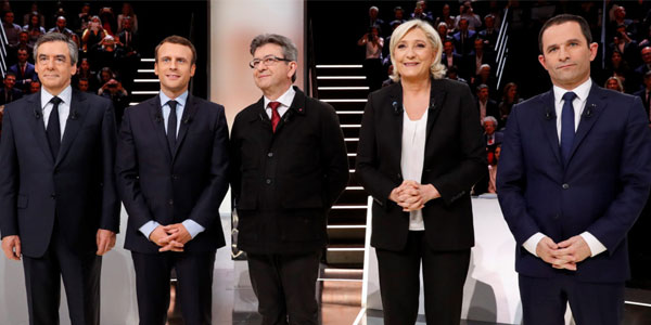 French election betting