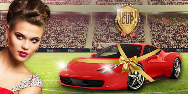 Looking for a Real Way to Win a Free Car? Head to NetBet Sportbook