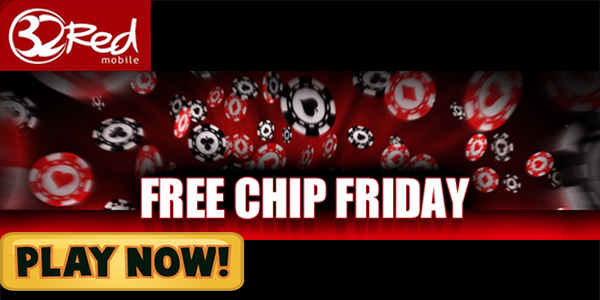 32Red Mobile Casino Friday Promo