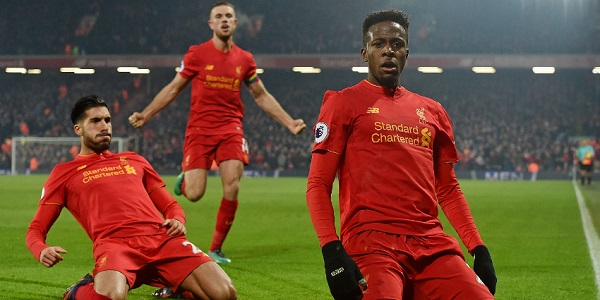 Claim GBP 5 Free Live Bet for Liverpool v Stoke at BetVictor