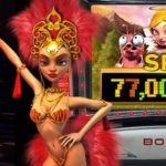 Win the $7,777 Cash Prize on Slot Games in the Hunt for 77 Million Spins at Bovada!