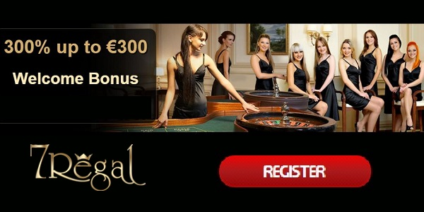7Regal Casino promo