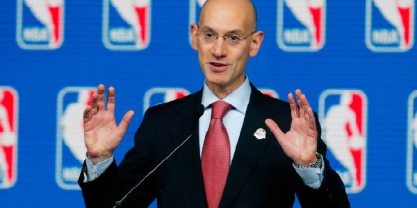 Adam Silver NBA Chairman press conference