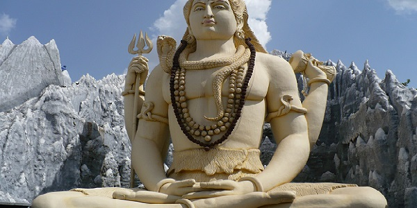 Lord Shiva commercialized