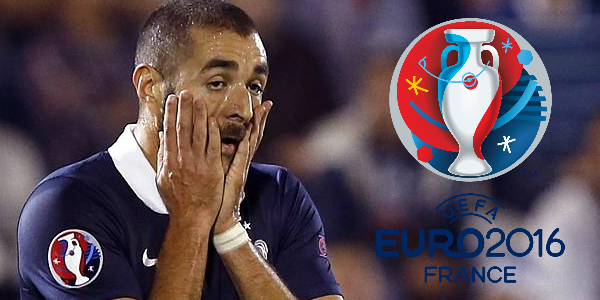 Benzema Left Out of France Squad