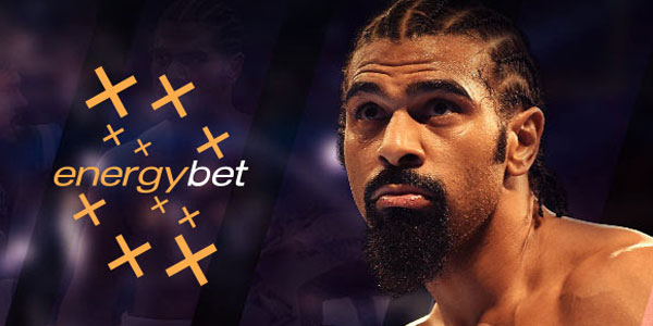 Energy Casino is Offering a Great New Reason to Bet on David Haye!