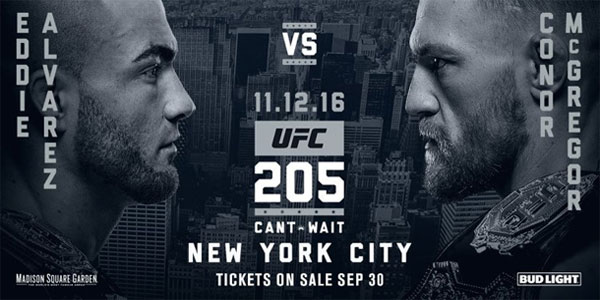 Bet on UFC 205 title fights