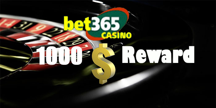 Opt In today to maximize your bonus amount at Bet365 Casino