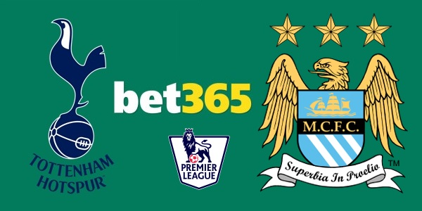 Bet365 Sportsbook Tottenham v Man City